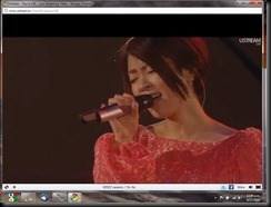 Utada on Ustreamtv Live2 08-12-2010