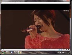 Utada on Ustreamtv Live2 08-12-2010
