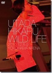 Utada HIkaru–Wild Life DVD/Blu Ray (1/4)
